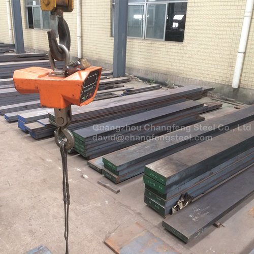 Mould Steel 1.2738/P20+Ni Die Steel Plate pictures & photos