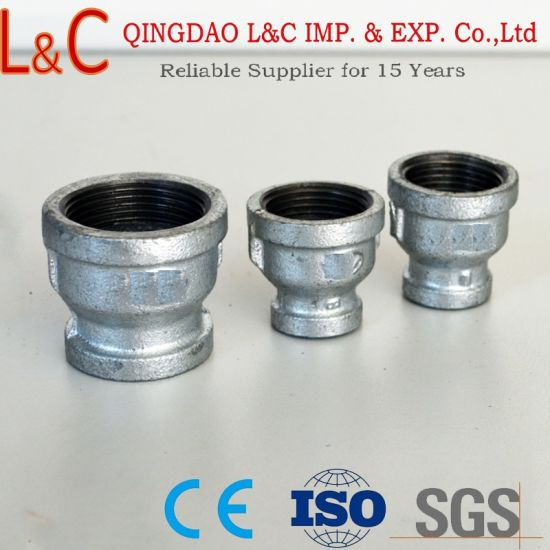 China UL FM Malleable Cast Iron Ductile Iron Pipe Fitting