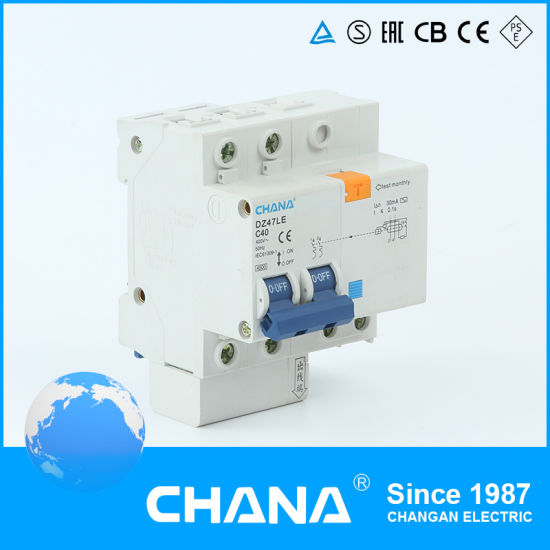 CHANA 4 Pole RCD