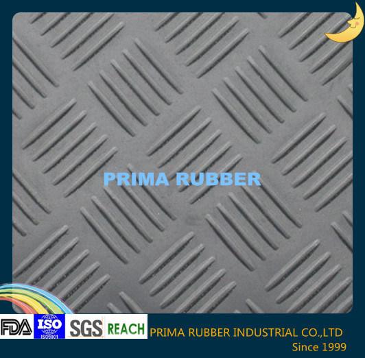 Non Slip Rubber Mat, Outdoor Rubber Mat and Floor