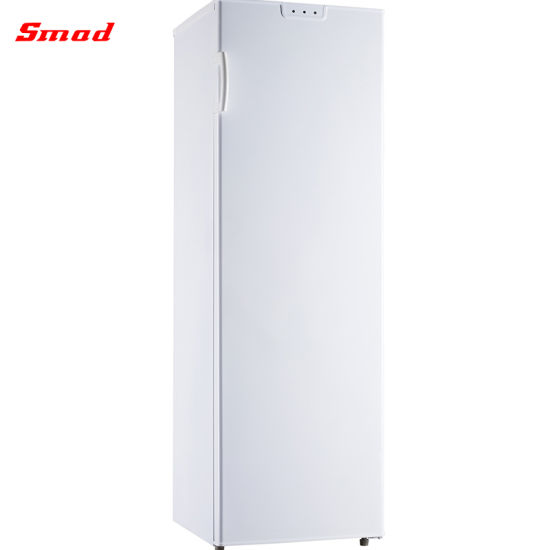 No Frost Upright Freezer Vertical Deep Freezer with Drawer