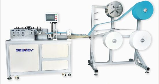 Sk-Kzj-02 Automatic Slice Machine for Mask Machine