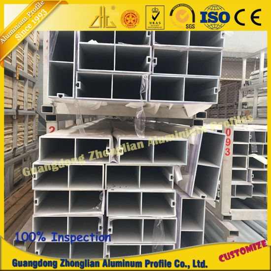 Aluminum Tube Profiles Use for Streetlight Industrial Aluminium Extrusion pictures & photos