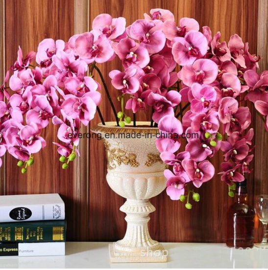 China artificial green cymbidium orchid stems artificial flowers artificial green cymbidium orchid stems artificial flowers silk purple artificial phalaenopsis orchid flower suppliers mightylinksfo