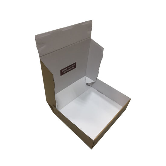 Luxury Custom Cardboard Paper Clothing Packaging Box pictures & photos