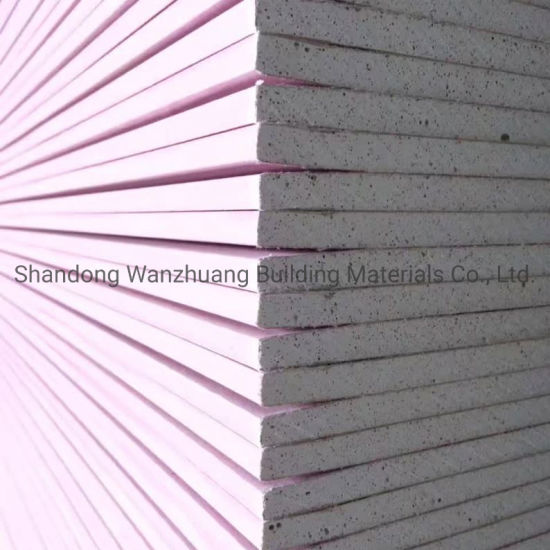 China Fireproof Drywall Sheetrock Gypsum Board Prices China Gypsum Board Standard Gypsum Board Made In China Com