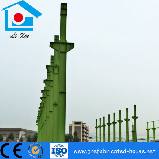 China Fast Erection Environmental Prefabricated Steel Frame ...