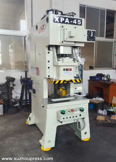 Electronic Products 45ton Die Stamp Press Machine