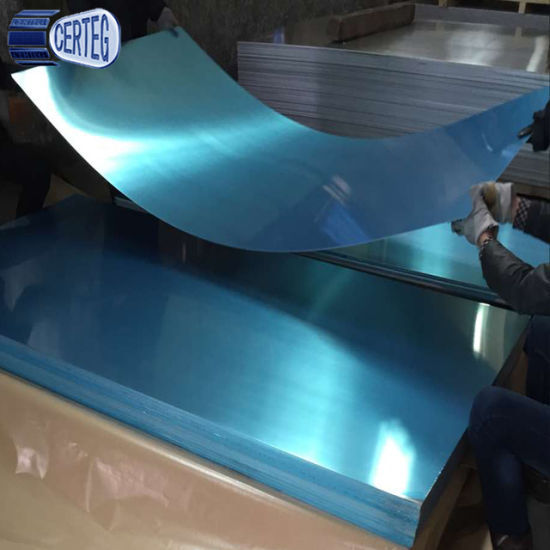 Various Sizes cc aluminum sheet cold rolled for Building