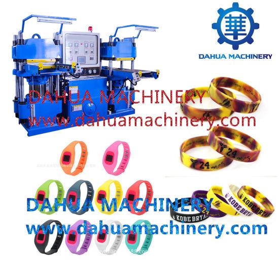 Silicone Molding Vulcanizing Machine Hydraulic Machinery Rubber Compression Press