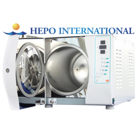 Clinic Small Size Class B Pulse Vacuum Sterilizer Autoclave (HP-PVS25B) pictures & photos