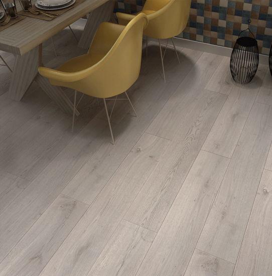 China Factory Direct Wood Grain Best Laminate Flooring Brands
