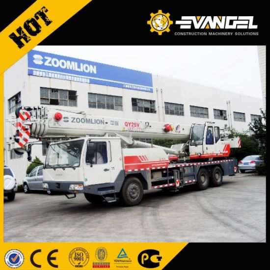 Zoomlion 55ton Rough Terrain Truck Crane Construction Machinery Lifting Crane Rt55 pictures & photos