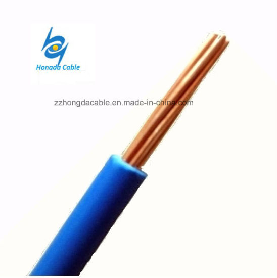 China 600V 12AWG 10AWG Copper Type Thw Tw Electrical Wire - China ...