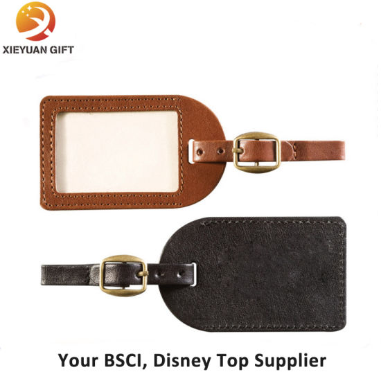 Rubber Material and Tag Type Silicone Luggage Tag pictures & photos