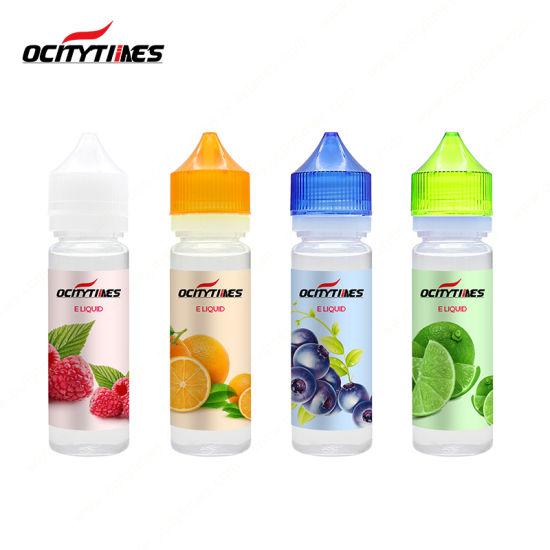 Ocitytimes Best Selling 10ml/20ml/30ml/50ml Electronic Cigarette E Liquid