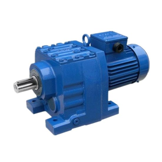 China R Series Reduction Gearbox with AC Motor for Agitator