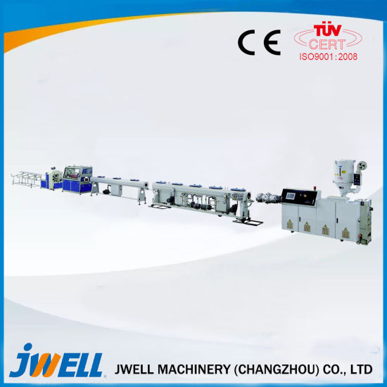 Jwell Gas Supply Pipeline for HDPE Plastic Machinery