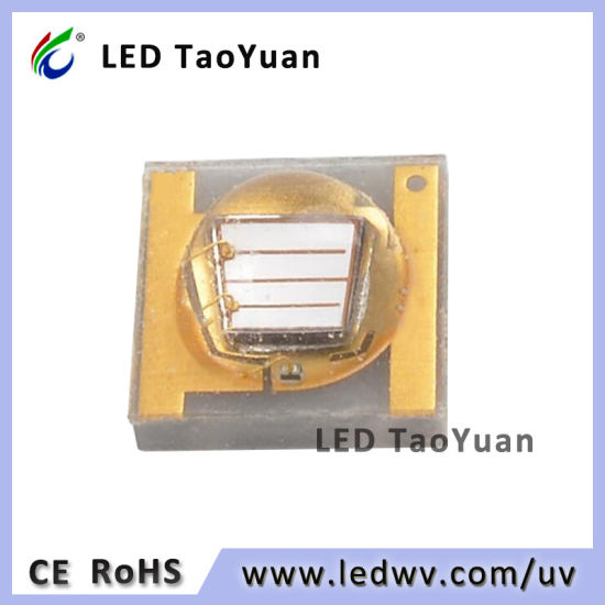 365nm/375nm/385nm/395nm/405nm 3W High Power UV LED