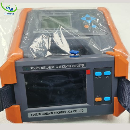 Soft Flexible Clamp Identifying Portable Cable Fault Locator Tool