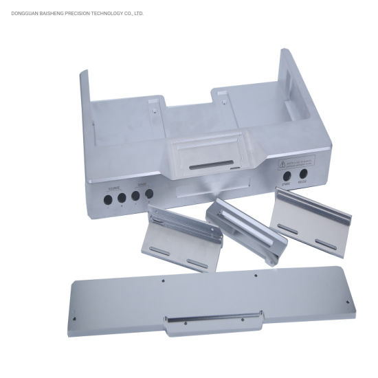 CNC Aluminium Alloy Die Casting Milling Machining Parts for Smart Security Components