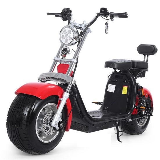 Scooters Adult Electric Motorcycle Electric Car Electric Bike Citycoco 1000w Motor Color Can Be Customized Electric Motorcycles