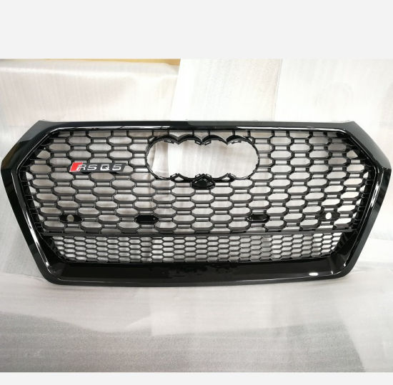 2016~2018 Car Front Grille for Audi Q5 in RS Style