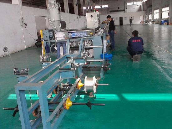 PVC LED-SMD Without Copper Wire Extrusion/Extruder Machine