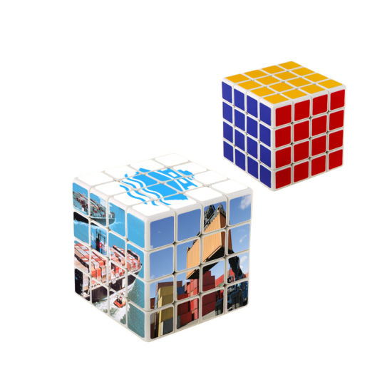 Hot Selling Promotional Branded Office Desk Toy Magic Cube for Rubik