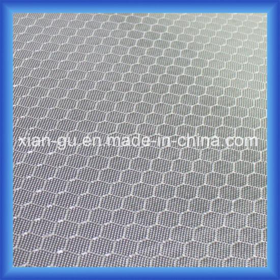 Jacquard Fiberglass Carbon Fiber Hybrid Fabric