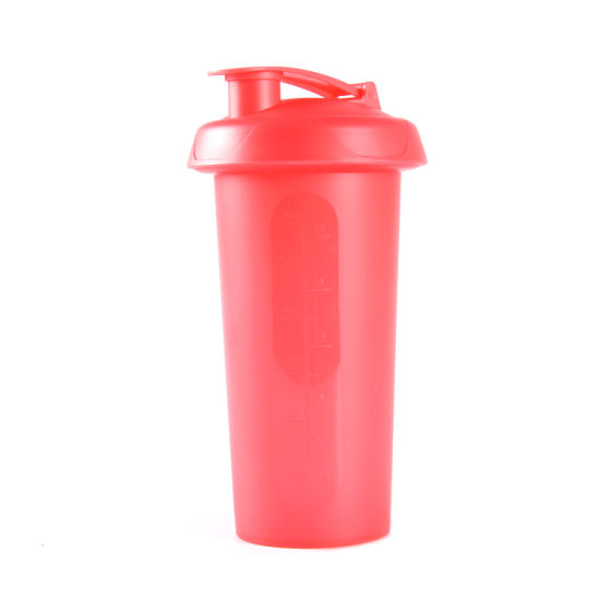 Smart Plastic Powder Shaker Bottles Gym Protein Water Shakers