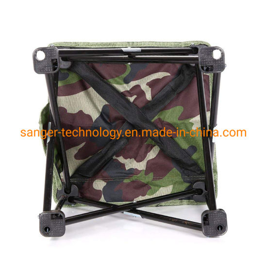 Incredible China Mini Portable Camo Folding Stool Camping Stool Squirreltailoven Fun Painted Chair Ideas Images Squirreltailovenorg