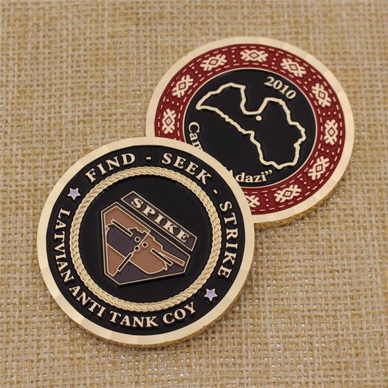 Custom Wholesale Metal Challenge Coin/Military Coin/3D Coin/Souvenir Coin