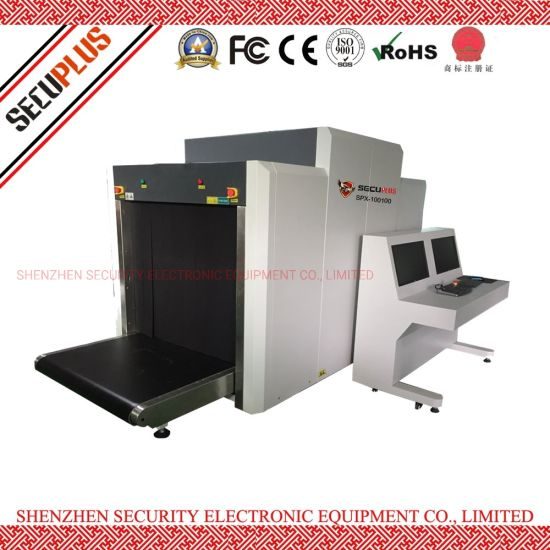 Security Scanner Luggage X-ray Conveyor Detector and Inspection System