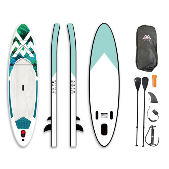 Mermaid Mary Paddle Board All Round Board Inflatable Paddle OEM
