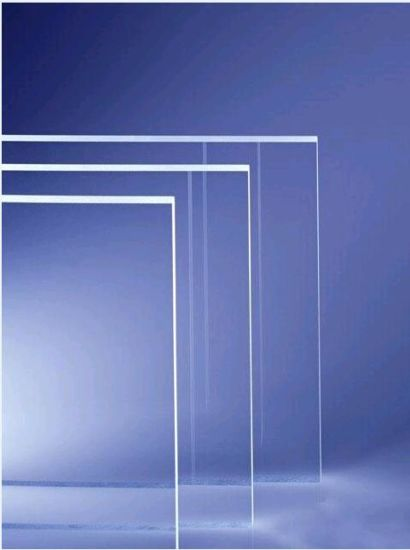 Anti-Glare Glass Clear Acid Ecthed Glass 2mm 1.8mm Customzied Size