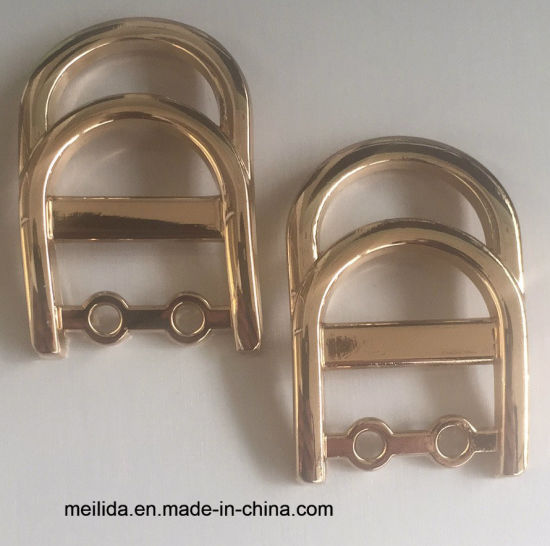 New Design Metal Accessories Woman Shoes Buckle