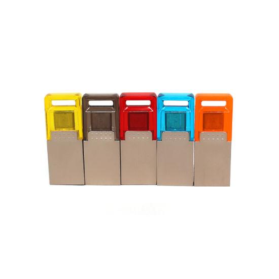 Full Color Flash Drive Mini USB Flash Drive Metal USB Pen Drive and Plastic Material OTG USB Stick