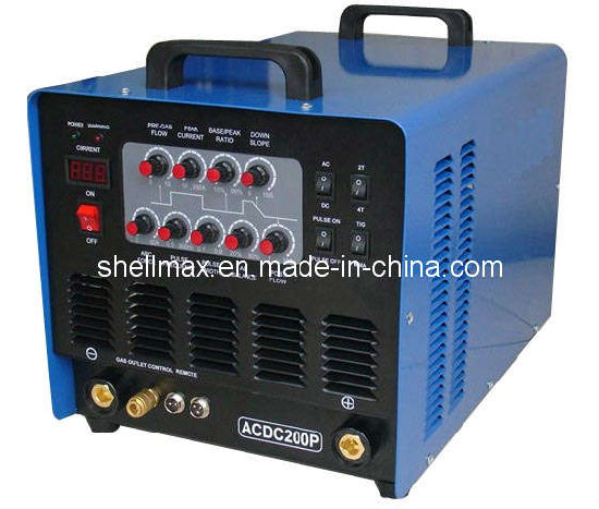 Mosfet Inverter AC/Dctig/ MMA /Pulse Welding Machine Acdc160pm/200pm pictures & photos
