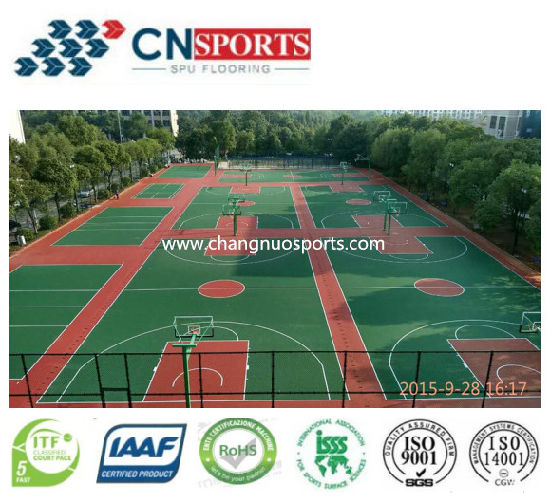 Painting Materials for Sports Field