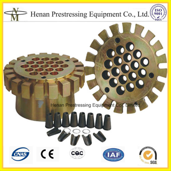Post Tension Anchorage Coupler for Bonded Post-Tensioning System