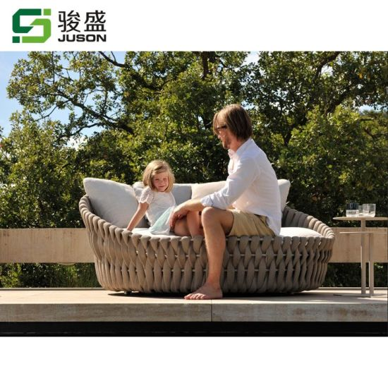 Garden Furniture Daybed Lounge