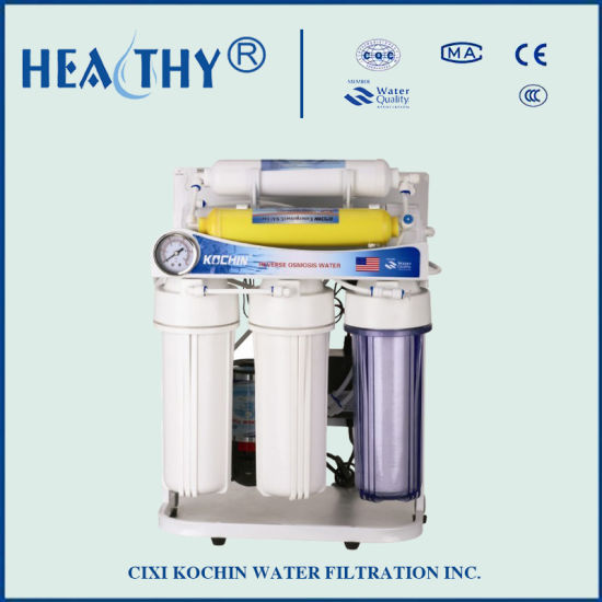 Reverse Osmosis Water Purifier Portable Steel Frame (KCRO-6MS) pictures & photos