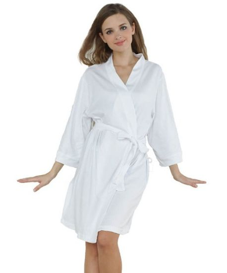 High Quality Terry Bathrobe for Hotel Pajamas (DPF10127)
