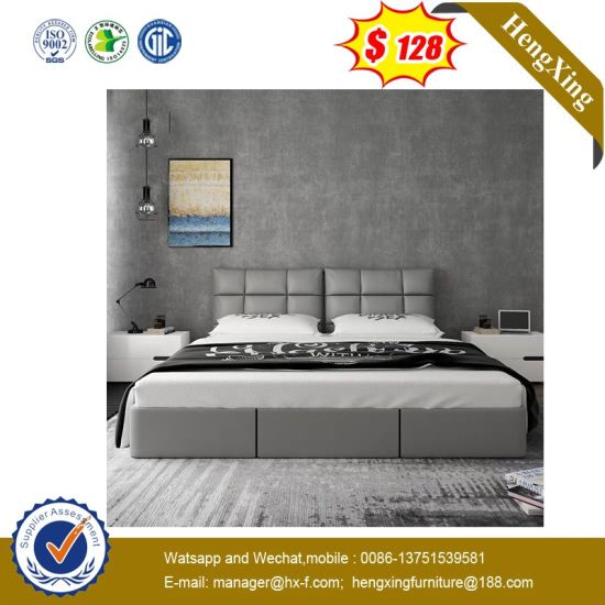 China Italian Luxury Style King Size Bedroom Furniture Storage Bed Set China Home Furniture Bedroom Furniture