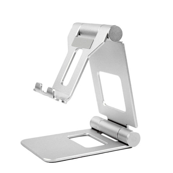 2020 New Aluminum Alloy Cell Phone Bracket Universal Mobile Phone Tablets Stand Holder