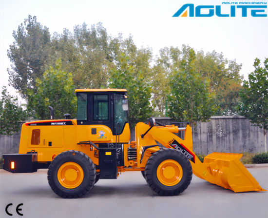 Very Practical Model Diesel Forklift Wheel Loader for Sale pictures & photos
