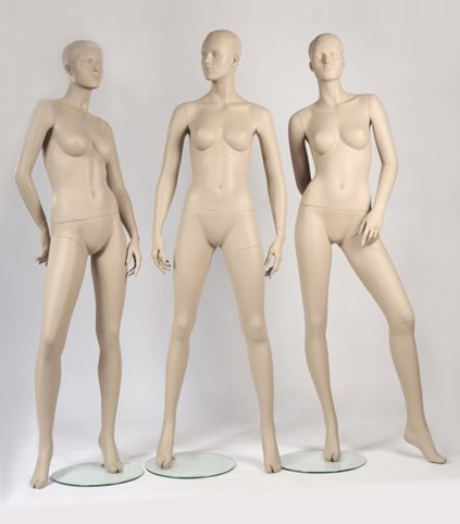 Female Mannequin with Active Pose pictures & photos