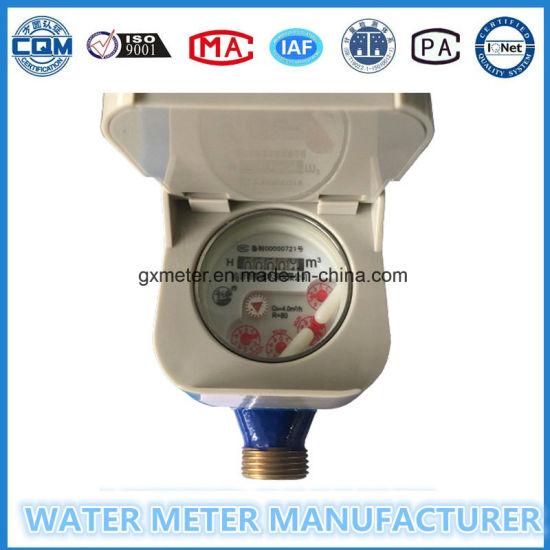 IC Card Smart Prepaid Digital Water Counter--Dn15-25mm