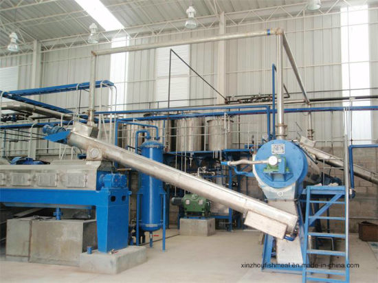 50-500ton/Day Fishmeal Production Line pictures & photos